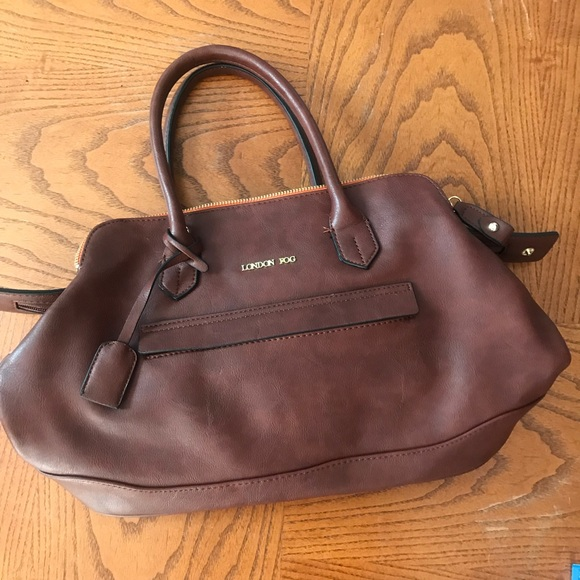 London Fog Handbags - London Fog expresso handbag
